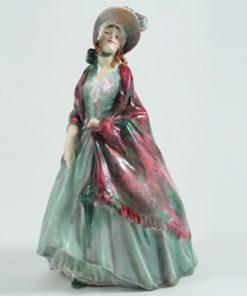 Paisley Shawl HN1739 - Royal Doulton Figurine