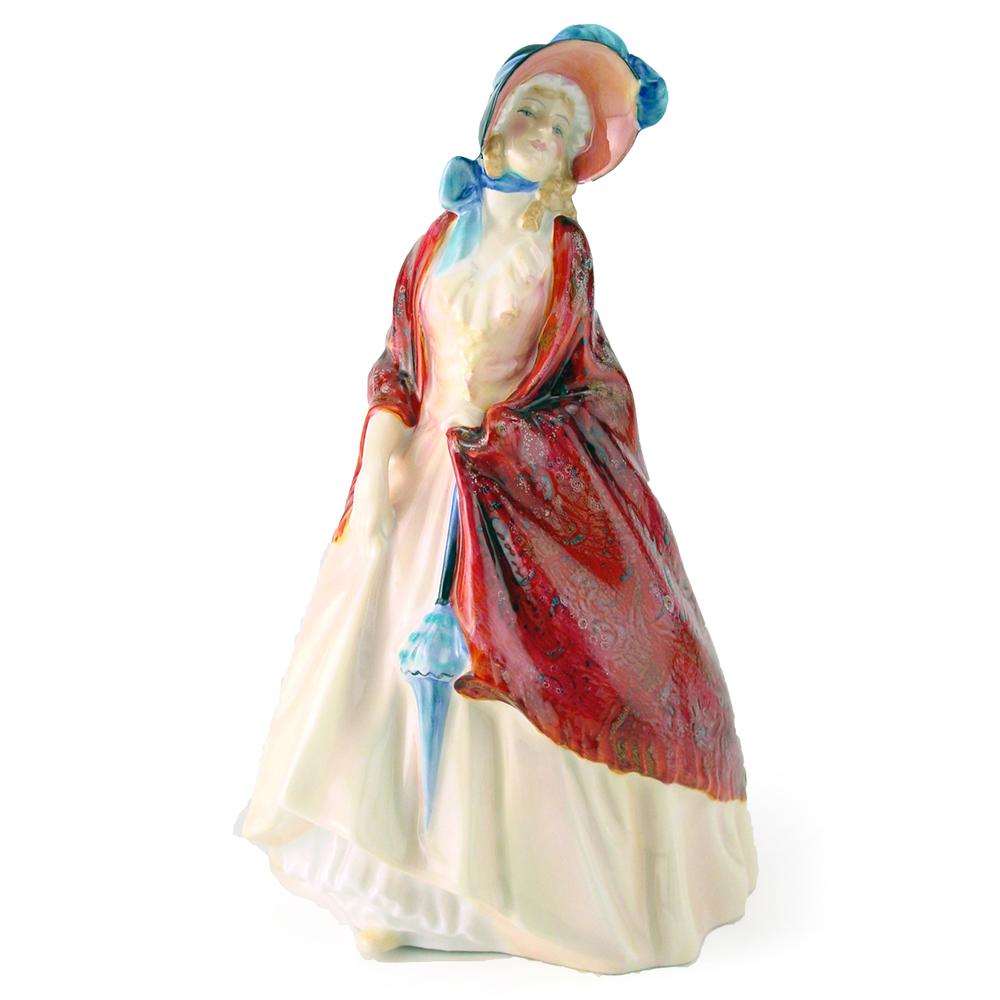 Paisley Shawl HN1987 - Royal Doulton Figurine