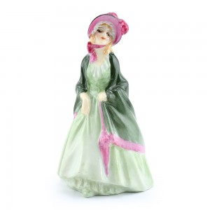 Paisley Shawl M26 - Royal Doulton Figurine
