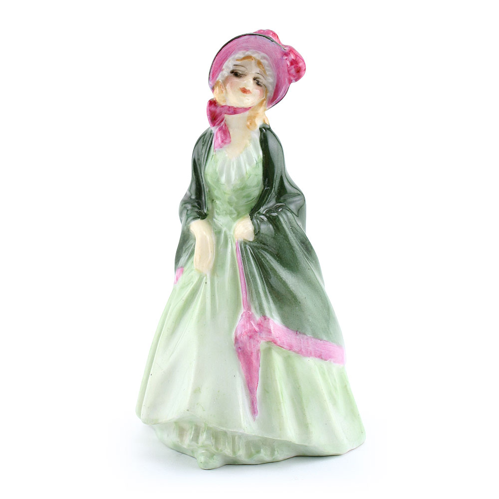 Paisley Shawl M26 - Royal Doulton Figurine