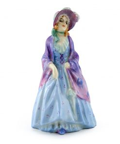 Paisley Shawl M3 - Royal Doulton Figurine