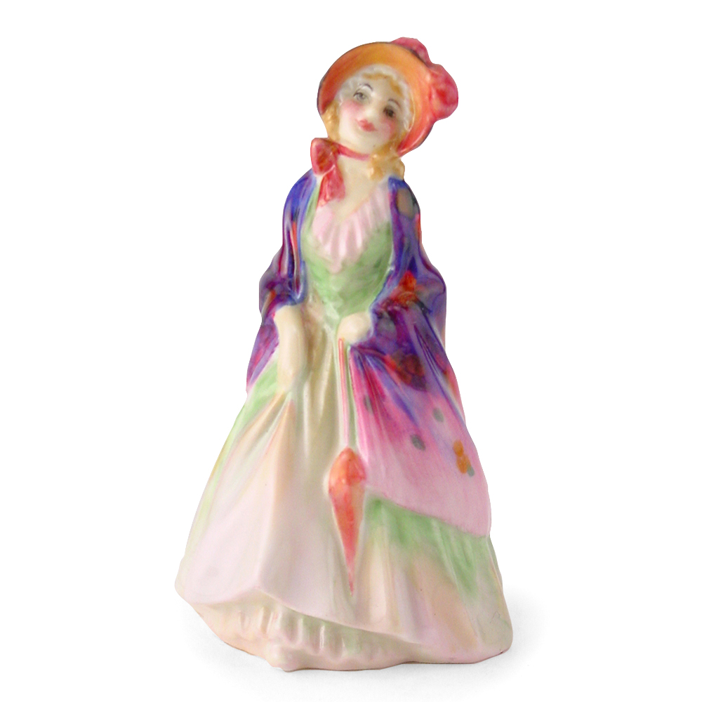 Paisley Shawl M4 - Royal Doulton Figurine