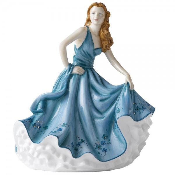 Pamela HN5407 - Royal Doulton Figurine