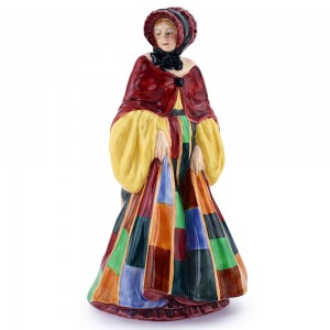 Parson's Daughter HN2018 - Royal Doulton Figurine