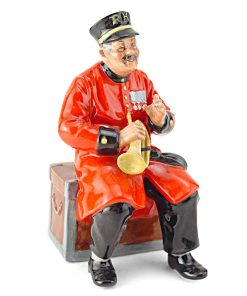 Past Glory HN2484 - Royal Doulton Figurine