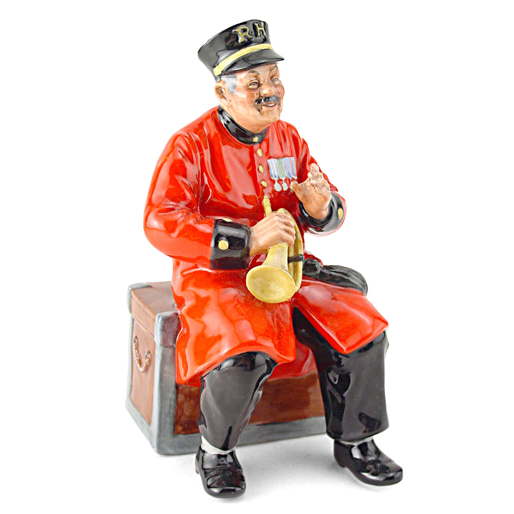 Past Glory HN2484 - Royal Doulton Figurine
