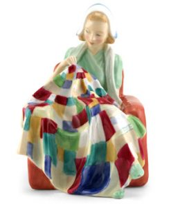 Patchwork Quilt HN1984 - Royal Doulton Figurine