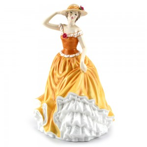 Patricia HN4738 Colorway - Royal Doulton Figurine