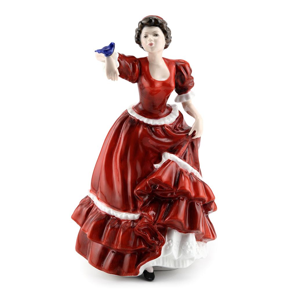Pauline HN3643 - Royal Doulton Figurine
