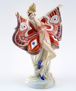 The Peacock HN4846 - Royal Doulton Figurine