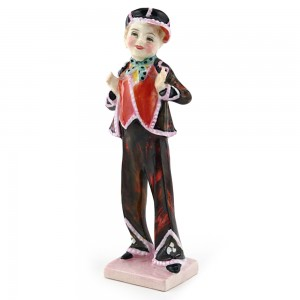Pearly Boy HN1482 - Royal Doulton Figurine