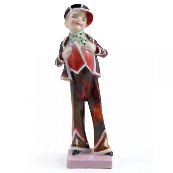 Pearly Boy HN2035 - Royal Doulton Figurine