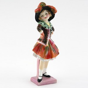 Pearly Girl HN1483 - Royal Doulton Figurine