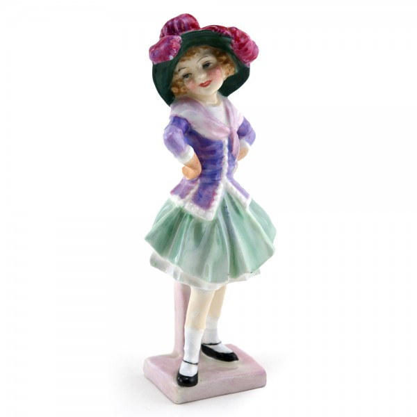 Pearly Girl HN1548 - Royal Doulton Figurine