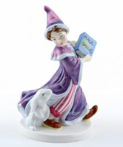Peek A Boo CH2 - Royal Doulton Figurine