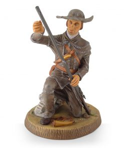 Private, Pennsylvania Rifle Battalion, 1776 HN2846 - Royal Doulton Figurine