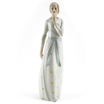 Pensive HN3109 - Royal Doulton Figurine