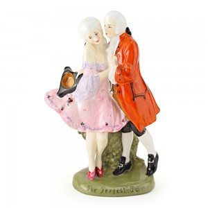 Perfect Pair HN581 - Royal Doulton Figurine