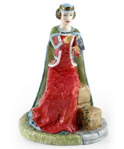 Philippa of Hainault HN4066 - Royal Doulton Figurine