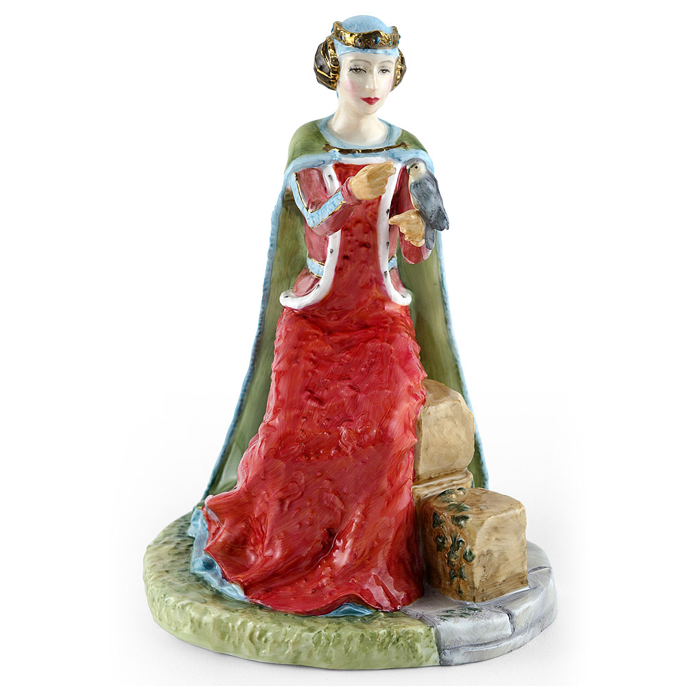 Philippa of Hainault HN4066 - Royal Doulton Figurine