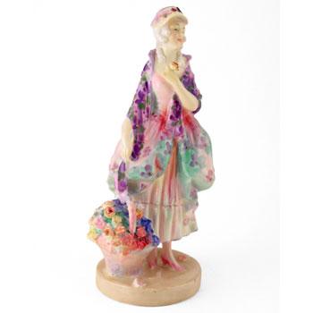Phyllis HN1420 - Royal Doulton Figurine