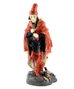 Pied Piper HN1215 - Royal Doulton Figurine