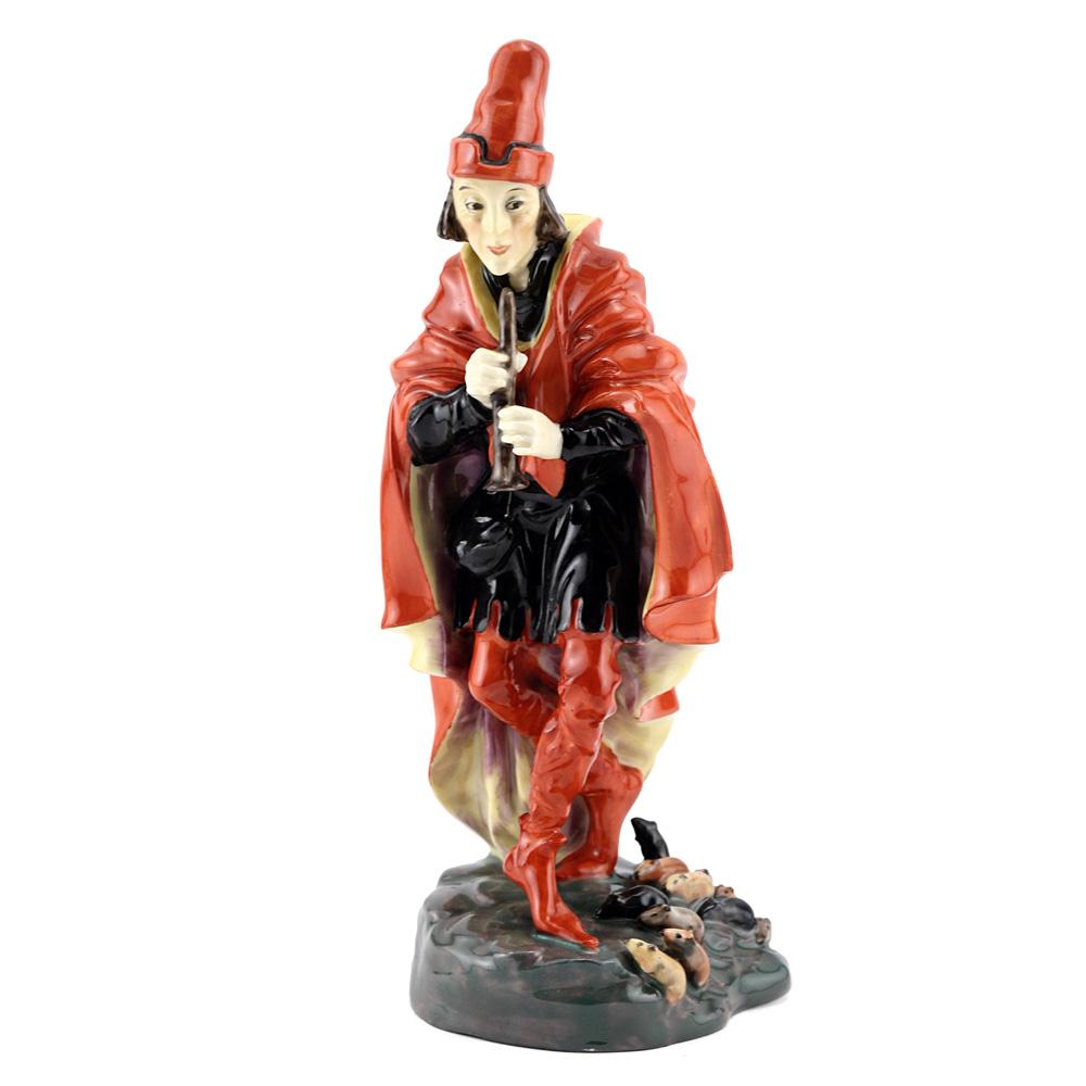 Pied Piper HN1215 - Royal Doulton Figurine