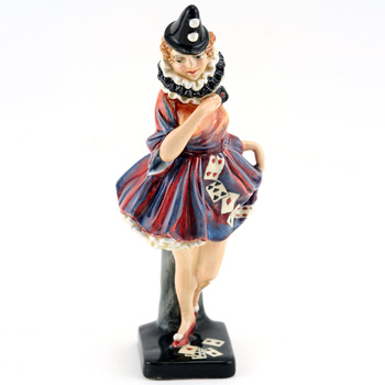 Pierrette HN1749 - Royal Doulton Figurine