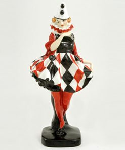 Pierrette HN643 - Royal Doulton Figurine