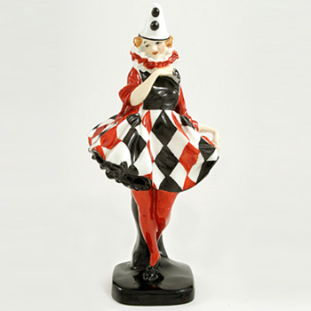 Pierrette HN643 - Royal Doulton Figurine