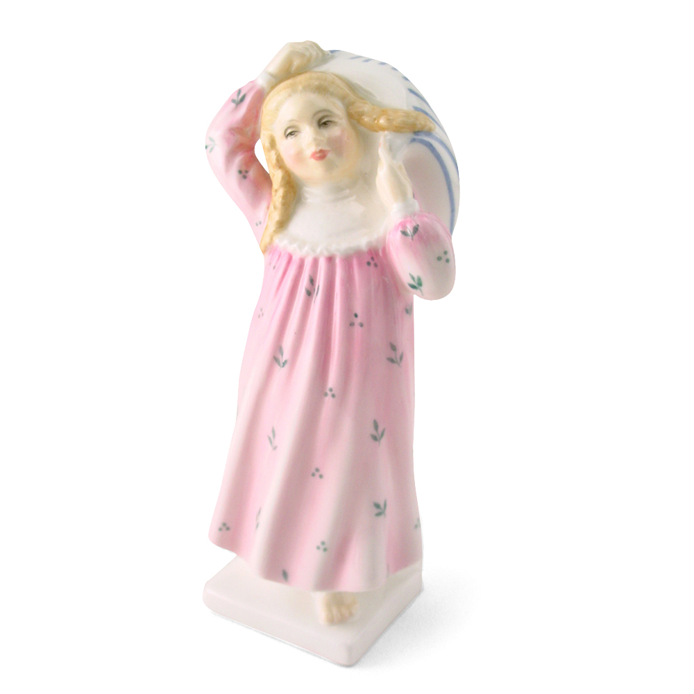 Pillow Fight HN2270 - Royal Doulton Figurine