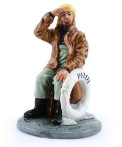 Pilot Skipper HN4510 - Royal Doulton Figurine