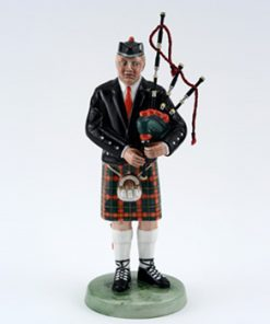 Piper HN3444 - Royal Doulton Figurine