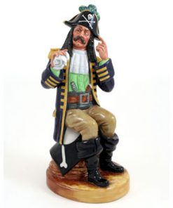 Pirate King HN2901 - Royal Doulton Figurine