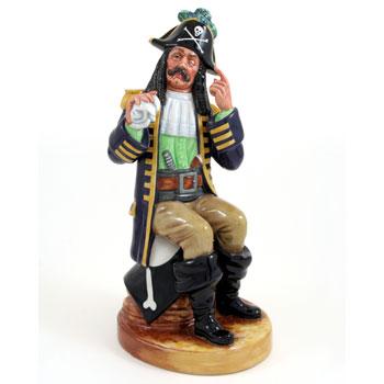 Pirate King HN2901 - Royal Doulton Figurine