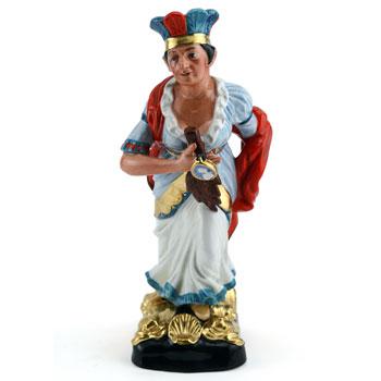 Pocahontas HN2930 - Royal Doulton Figurine