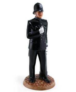 Policeman HN4410 (Factory Sample) - Royal Doulton Figurine