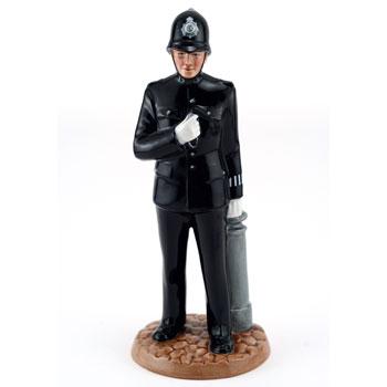 Policeman HN4410 - Royal Doulton Figurine