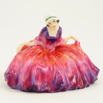 Polly Peachum Color Variation - Royal Doulton Figurine
