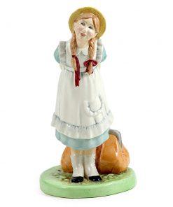 Pollyanna HN2965 - Royal Doulton Figurine