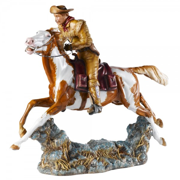 Pony Express HN4842 - Royal Doulton Figurine