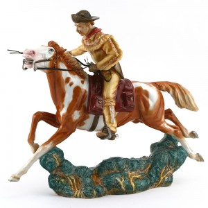 Pony Express HN4896 (Small Size) - Royal Doulton Figurine