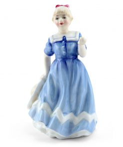 A Posy For You HN3606 - Royal Doulton Figurine