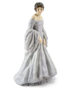 Pretty Lady HN70 - Royal Doulton Figurine