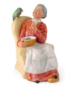 Pretty Polly HN2768 - Royal Doulton Figurine