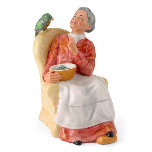 Pretty Polly HN2768 - Royal Doulton Figurine