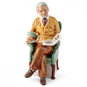 Pride and Joy HN2945 - Royal Doulton Figurine