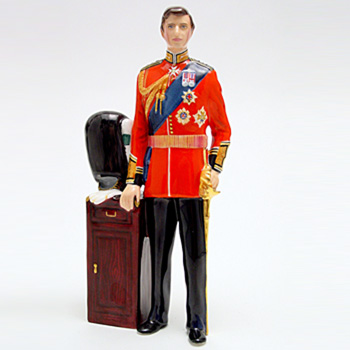 Prince of Wales HN2884 - Royal Doulton Figurine