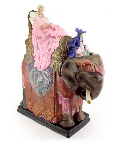 Princess Badoura HN2081 - Royal Doulton Figurine