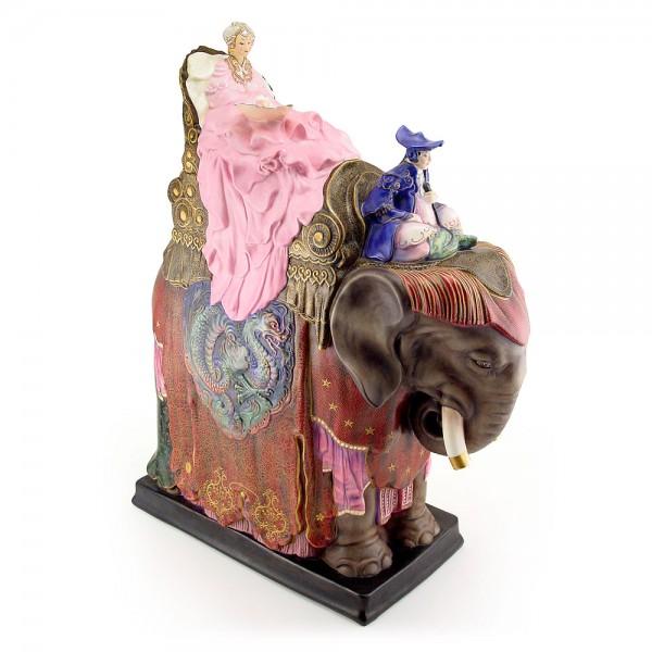 Princess Badoura HN2081 - Royal Doulton Figurine